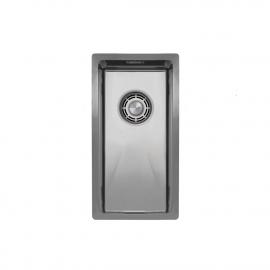 الفولاذ المقاوم للصدأ حوض المطبخ - Nivito CU-180-B