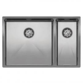 الفولاذ المقاوم للصدأ حوض المطبخ - Nivito CU-500-180-B