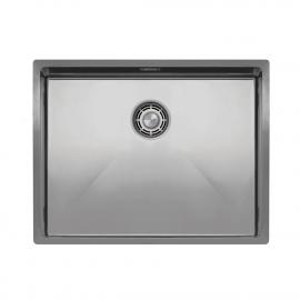 الفولاذ المقاوم للصدأ حوض المطبخ - Nivito CU-550-B