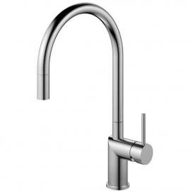 الفولاذ المقاوم للصدأ صنبور المطبخ خرطوم السحب - Nivito RH-100-EX