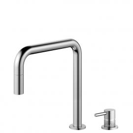 الفولاذ المقاوم للصدأ صنبور المطبخ خرطوم السحب / الجسم المنفصل/ الأنابيب - Nivito RH-300-VI
