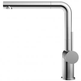 الفولاذ المقاوم للصدأ صنبور المطبخ خرطوم السحب - Nivito RH-600-EX