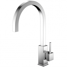 الفولاذ المقاوم للصدأ صنبور المطبخ - Nivito SP-100